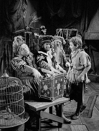Nicholas Magallanes - Three Kings and Amahl Amahl and the Night Visitors 1958