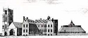 John Gilbert Cooper - Thurgarton Priry in 1726
