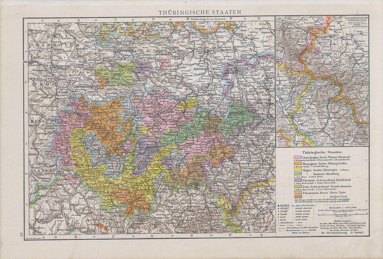 Thuringia Wikiwand