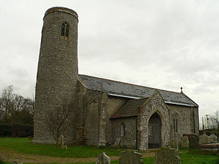 Alby with Thwaite village in the United Kingdom