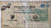Ticket for final of CEC 1991.jpg