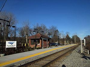 Ticonderoga station - Image: Ticonderoga Station 2013