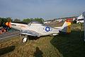 Titan T-51 Mustang Mustang Mama .75Replica N260Y LSide SNF 04April2014 (14585606262).jpg