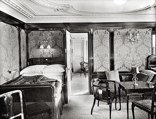Titanic's stateroom B-60
