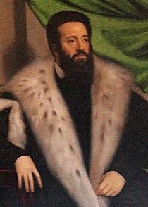 Tiziano e-o bottega, ritratto di francesco II sforza Cropped.JPG