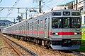 Tokyu 8590 series Den-en-toshi Line 20170731.jpg