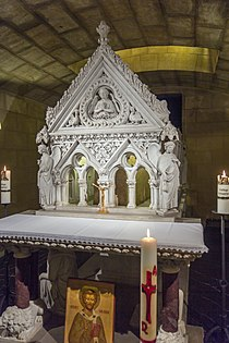 Tomb of Saint Willibrord, St. Willibrord Basilika Echternach-3697.jpg