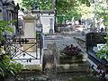Tombe du peintre Carle Vernet, cimetière Montmartre 01.JPG