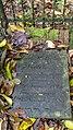 Tombstone of Karl Wilhelm Raatz (32723133723).jpg