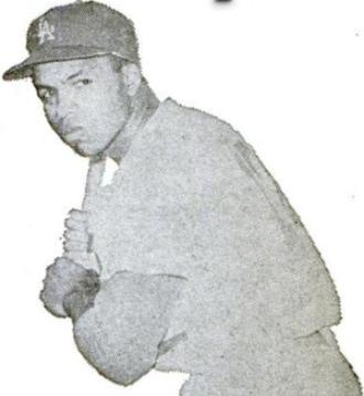 Tommy Davis - Davis in 1963