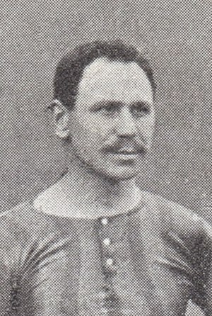 Tommy Leigh - Leigh while with Brentford in 1903