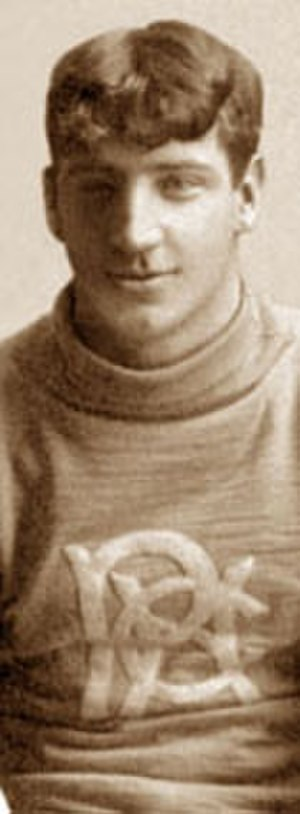 Tommy Smith (ice hockey) - Tommy Smith in 1907 with the Pittsburgh Professionals