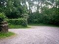 Top Carpark, Colby Lodge - National Trust Gardens - geograph.org.uk - 1370028.jpg