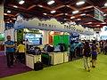 Topoo Technology booth, Softex Taipei 20180429.jpg