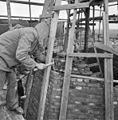 Torenspits tijdens restauratie - Ouddorp - 20178418 - RCE.jpg