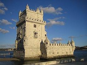 https://upload.wikimedia.org/wikipedia/commons/thumb/4/49/Torre_de_Belem_20050728.jpg/280px-Torre_de_Belem_20050728.jpg