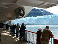 Tourists, Glacier Bay, 2007.jpg