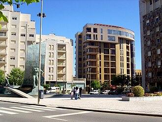Agro-Velho - Touro intersection.