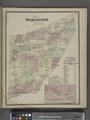 Town of Worcester, Otsego Co. N.Y. (Township); Business Directory. South Worcester.; South Worcester (Village) NYPL1602766.tiff