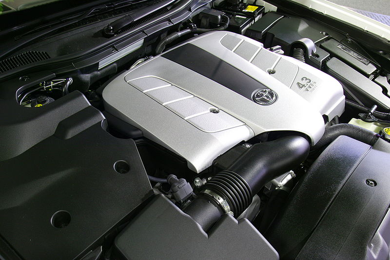 Toyota UZ engine
