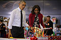 Toys for Tots, President Obama visits Joint Base Anacostia-Bolling 141210-M-LX723-004.jpg