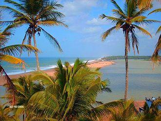 Marthandam - Thengapattanam beach