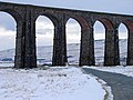 Track under Ribblehead Viaduct - geograph.org.uk - 1151429.jpg