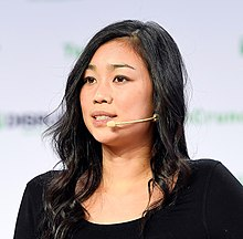 A picture of Tracy Chou.