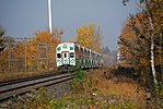 Trainspotting GO train -921 banked by MPI MP40PH-3C -613 (8123451565).jpg