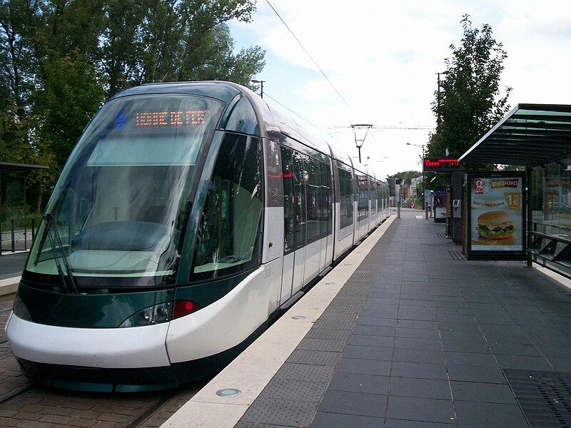 Tramway de Strasbourg