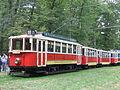 Tram 2222+1111+1219 in Stromovka 2015 01.JPG