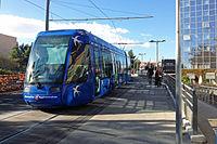 Tram Montpellier 11 2013 Line 1 843.JPG