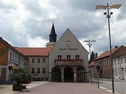 Trebbin Rathaus Juli 2014.JPG