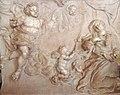 Trenta (cerkev Marije Device Lavretanske) - marmorni oltarni relief Marijinega oznanjenja.jpg