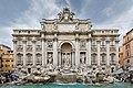Trevi Fountain Rome (capital edit).jpg