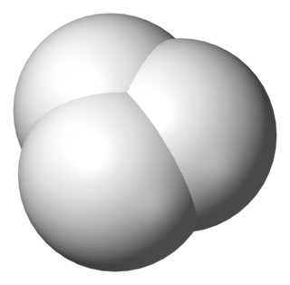 Trihydrogen cation chemical compound
