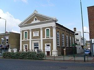 Bexleyheath - Trinity Baptist Church, Bexleyheath