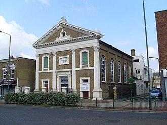 Bexleyheath - Trinity Baptist Church, Bexleyheath