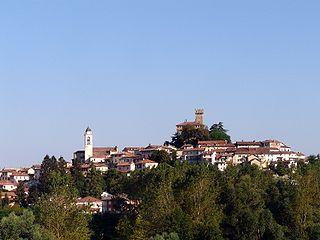 Trisobbio Comune in Piedmont, Italy