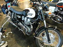 Phenomenal Triumph Bonneville T100 Wikipedia Spiritservingveterans Wood Chair Design Ideas Spiritservingveteransorg