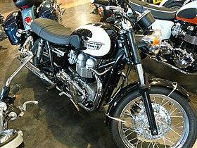 Triumph Bonneville T100 Wikipédia