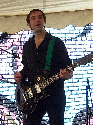 Troy Gregory - Troy Gregory performing at the Detour Magazine launch party in mid-2007