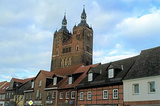 Seehausen, Altmark - Saints Peter and Paul Church