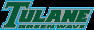 2014–15 Tulane Green Wave women's basketball team - Image: Tulane Green Wave wordmark