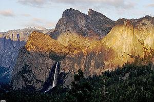 Northern California - Yosemite Valley in the Sierra Nevada