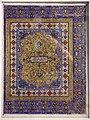 Turchia, periodo ottomano, frontespizi di corano, XV secolo 01.jpg