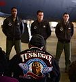 Tuskegee Airmen visit Barksdale, honored at Duck Commander Independence Bowl 141227-F-KN424-082.jpg