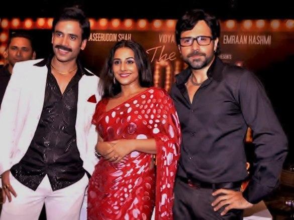 Tusshar Kapoor, Vidya Balan, Emraan Hashmi at The Dirty Picture audio release (10)