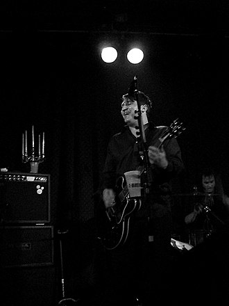 Greg Dulli - Dulli in 2006