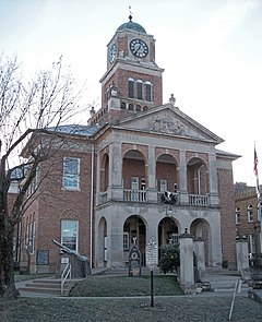 Tyler County Courthouse WV